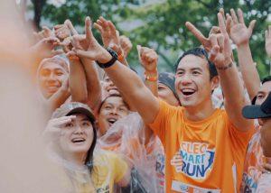 Cleo Smart Run 2016 Bersama Daniel Mananta