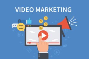 Membuat video promosi
